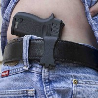 Versacarry is an affordable and comfortable way to carry a handgun. In my opinion it is the most covertly comfortable way to carry a handgun concealed.