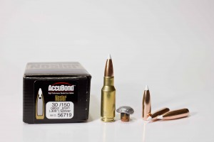 Select a cartridge you can shoot comfortably and then learn how to shoot your rifle.