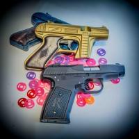 Disk Pistol