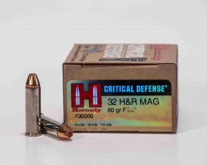 Maybe you get it and maybe you don't but the .32 H&R and its big brother, the .327 Federal, answered questions. Knowing the question and understanding the answer is what many struggle with.