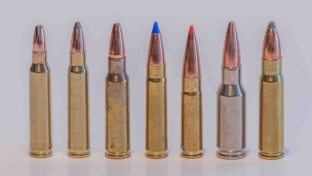 All these cartridges were designed to bring something new to the AR 15. One - developed by me and several smart ballistic engineers -  has never before been seen. I could tell you about it but the blog ninjas afflicted with neophobia would immediately start with the same old same old. To learn about this cartridge check out the April 2014 edition of Shooting Illustrated magazine.