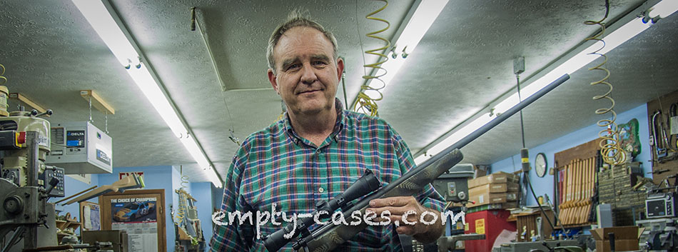 Melvin Forbes has been building the lightest, most accurate, bolt-action rifles in the world for 30 years.