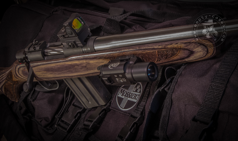 "Mossberg's MVP – The Perfect ""Project"" Rifle"