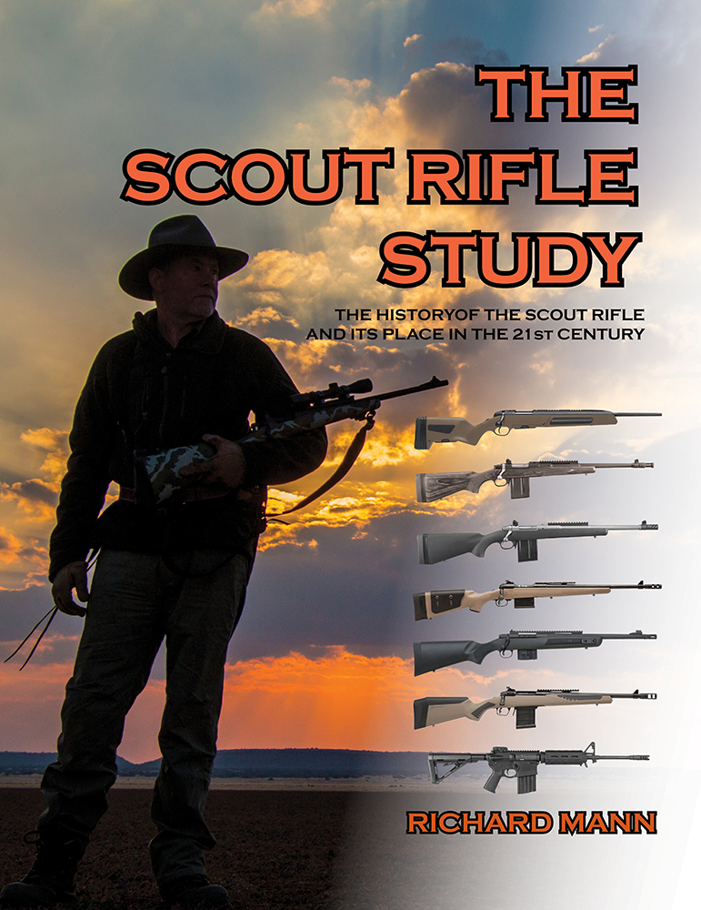 The Scout Rifle Study  $50.00 or $60 w/DVD