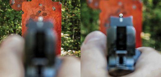 Target Focus Shooting