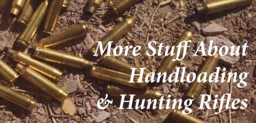 A Text Book for Rifle Loonies