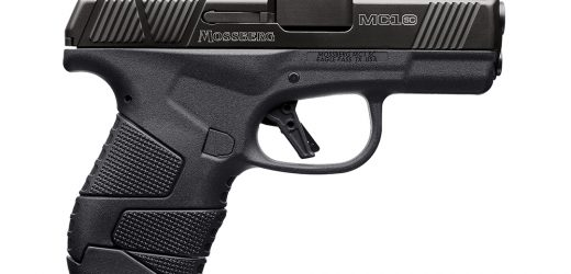 Mossberg's New Pistol – The MC1 SC