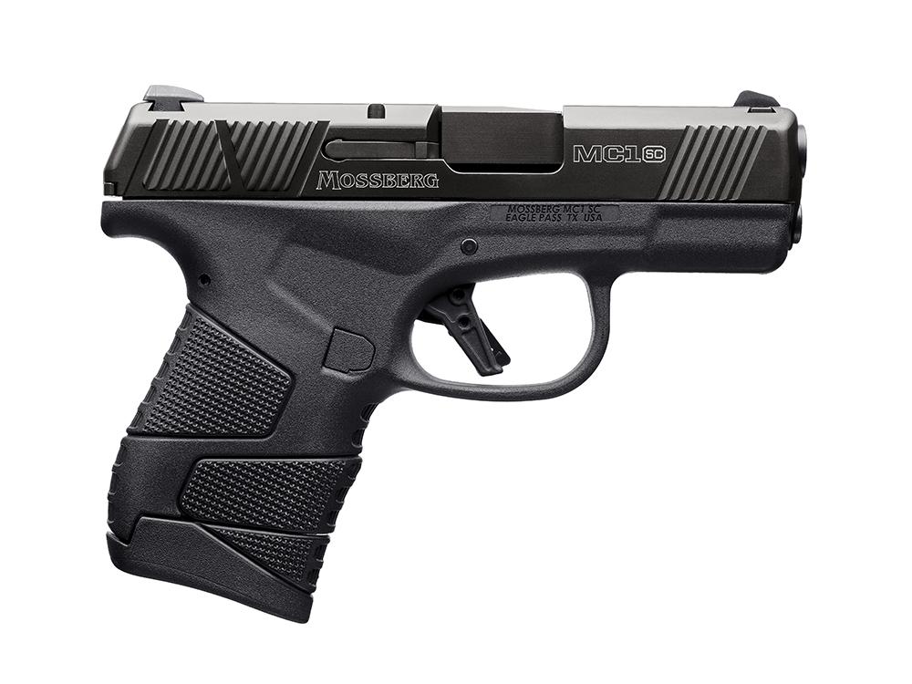 Mossberg's New Pistol – The MC1 SC