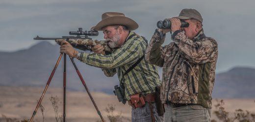 Long Range Hunting