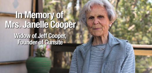 In Memory of Janelle Cooper
