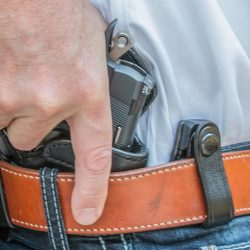 Concealed carry and good guns to do it with.