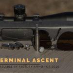 Federal's Terminal Ascent Ammunition