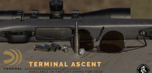 Federal's Terminal Ascent Ammunition