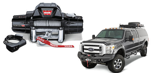 A Dozen Cool Accessories for you Hunting Truck