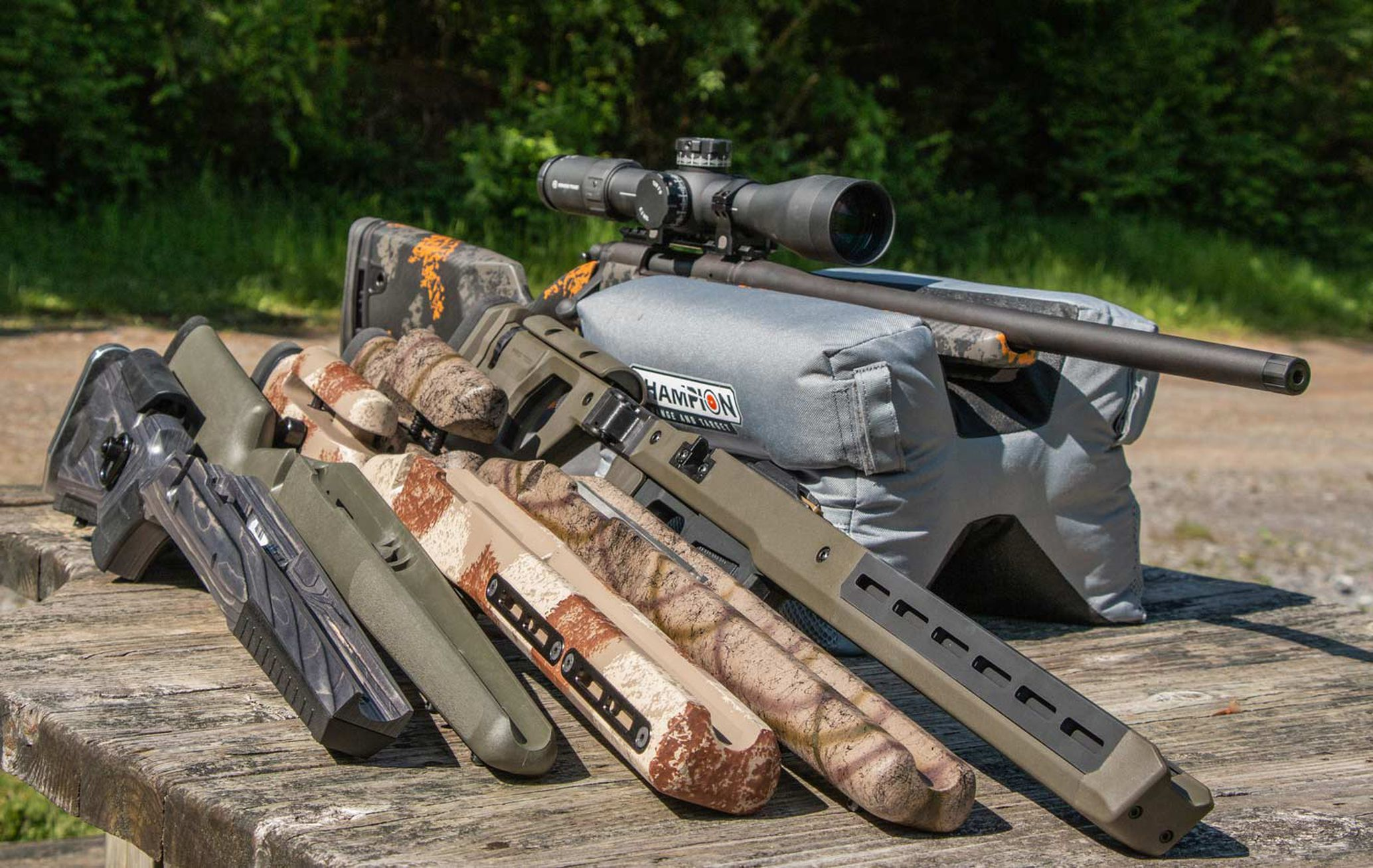 Should you replace your rifle stock?