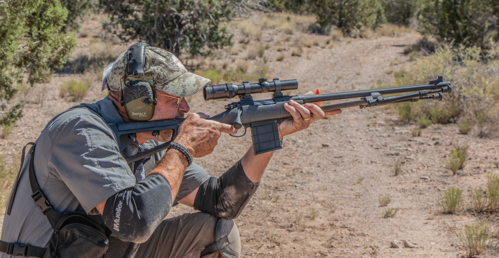 Daily Blog: 12/21/20 (Rifle Identity)