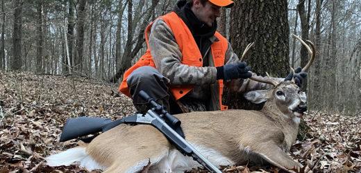 Daily Blog: 12/18/20 (The Broken Deer)